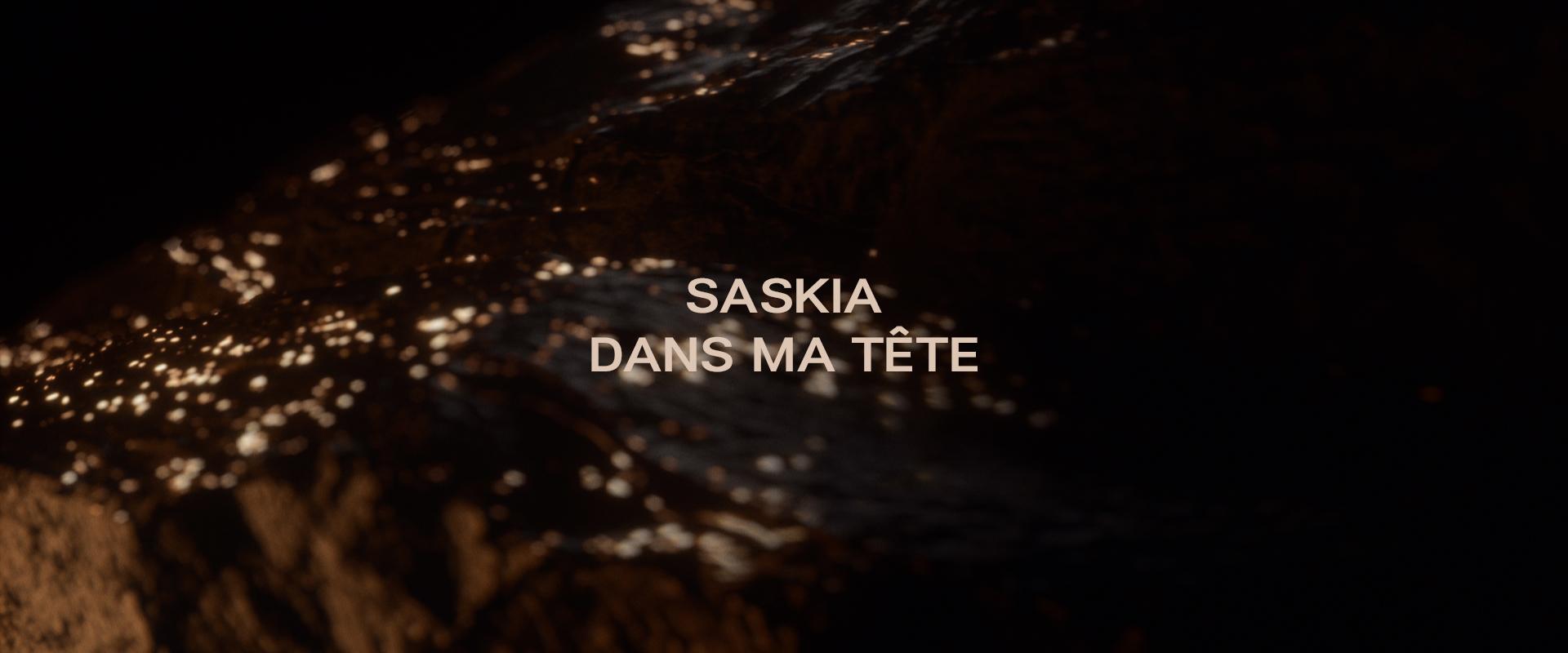 Dans ma tête - Saskia